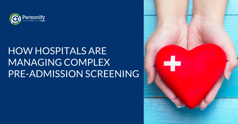 Drowning in the growing list of patient risk assessments? Here's how other hospitals are tackling pre-admission pathways.