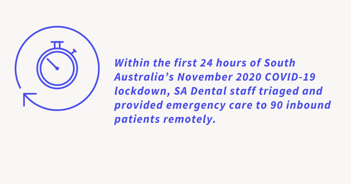 SA Dental Personify Care Quote Box